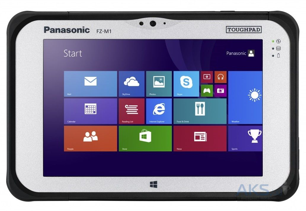 Планшет Panasonic FZ-M1 Value 7  3G (FZ-M1AGJACE9) Black