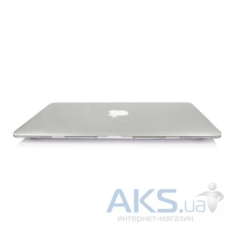 Чехол Macally Hard Shell Protective Case for MacBook Air 13 Clear (AIRSHELL13-C)