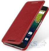 Чехол TETDED Leather Book Series Huawei Nexus 6P Red
