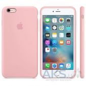 Вид 2 - Чехол Apple Silicone Case for iPhone 6S Pink(MLCU2)