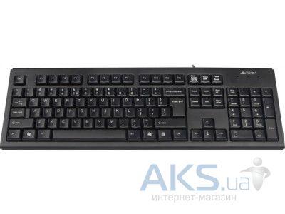 Клавиатура A4Tech KR-83 PS/2 Black
