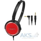 Наушники (гарнитура) Audio-Technica ATH-FC700 (high-copy) Red