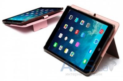 Чехол для планшета Zenus Masstige E-note Diary Apple iPad Air Pink