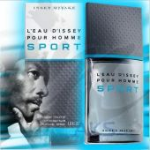 Issey Miyake L'Eau D'Issey pour Homme Sport Туалетная вода (тестер) 100 ml
