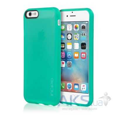 Чехол Incipio NGP for iPhone 6/6s Translucent Teal (IPH-1181-TEAL)