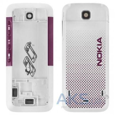 Корпус Nokia 5310 White / Purple