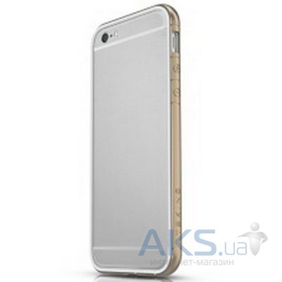 Чехол ITSkins Heat for iPhone 6/6S Gold (APH6-NHEAT-GOLD)