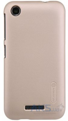 Чехол Nillkin Super Frosted Shield HTC Desire 320 Gold
