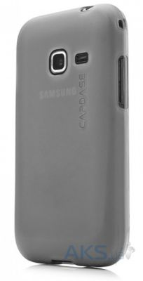 Чехол Capdase Soft Jacket Xpose Tinted for Samsung Galaxy Ace Duos S6802 Black (SJSGS6802-P201)