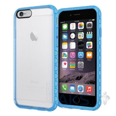 Чехол Incipio Octane for iPhone 6/6S Frost/Cyan (IPH-1190-FRSTCYN)