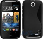 Чехол Celebrity TPU cover case for HTC Desire 310 Black