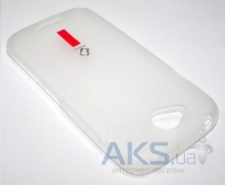 Чехол Capdase Soft Jacket2 Lenovo A526 White