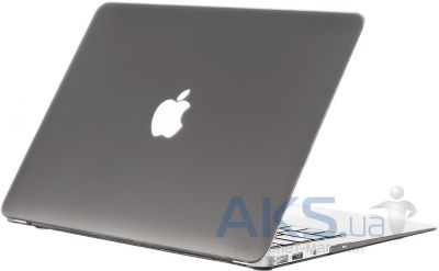 Чехол Kuzy Rubberized Plastic Case for MacBook Air 11 Gray