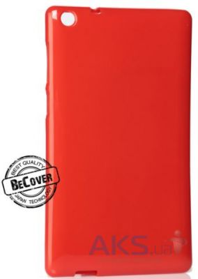 Чехол для планшета BeCover Silicon Case Lenovo Tab 2 A8-50 Red (700569)
