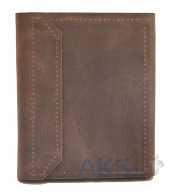 Обложка (чехол) Korka Rochester clutch Brown (Nos-Roch-leath-br_clt) (кожа) для NOOK Simple Touch