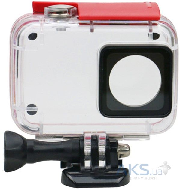 Xiaomi Подводный бокс для Yi II 4K Waterproof Case Red