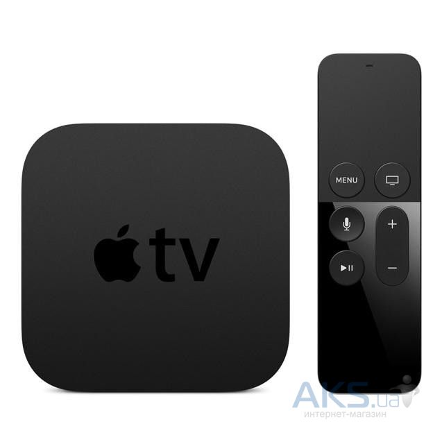 Медиаплеер Apple TV 4th generation 64GB (MLNC2) Refurbished (восстановленный)