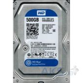 Жесткий диск Western Digital Blue 500Gb (WD5000AZLX)