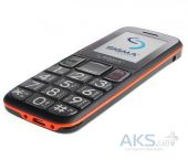 Мобильный телефон Sigma mobile Comfort 50 Mini3 Grey/Orange