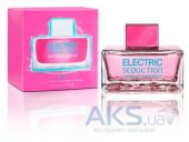 Antonio Banderas Electric Seduction Blue For Woman Туалетная вода 100 ml