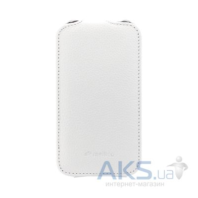 Чехол Melkco Jacka leather case for HTC Desire 500 White [O2DE50LCJT1WELC]