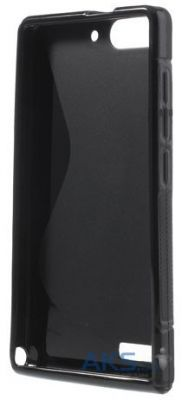 Чехол Original Silicon Case для Huawei G630 Black