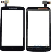 Сенсор (тачскрин) для Lenovo A308T Original Black