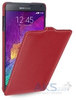 Чехол TETDED Leather Flip Series Samsung N910 Galaxy Note 4 Red