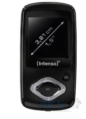 Mp3-плеер Intenso VideoRocker 8GB Black