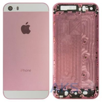 Корпус Apple iPhone 5S Light-Pink