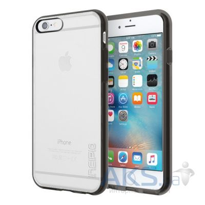 Чехол Incipio Octane Pure for iPhone 6/6s Clear/Black (IPH-1348-CBLK-INTL)