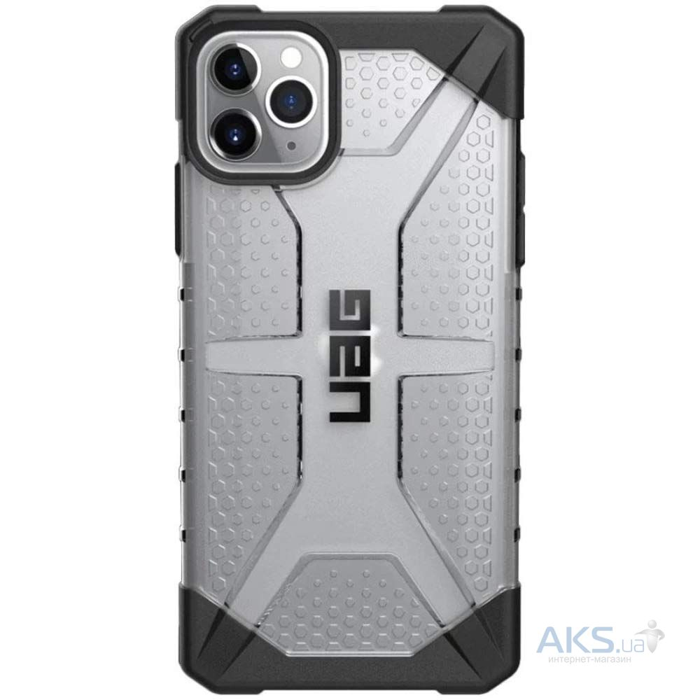 Чехол UAG Plasma Apple iPhone 11 Pro Max Ice (High Copy) - фото 2