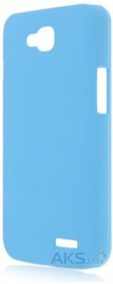 Чехол Original TPU Case LG Optimus L40 D160, D170 Blue