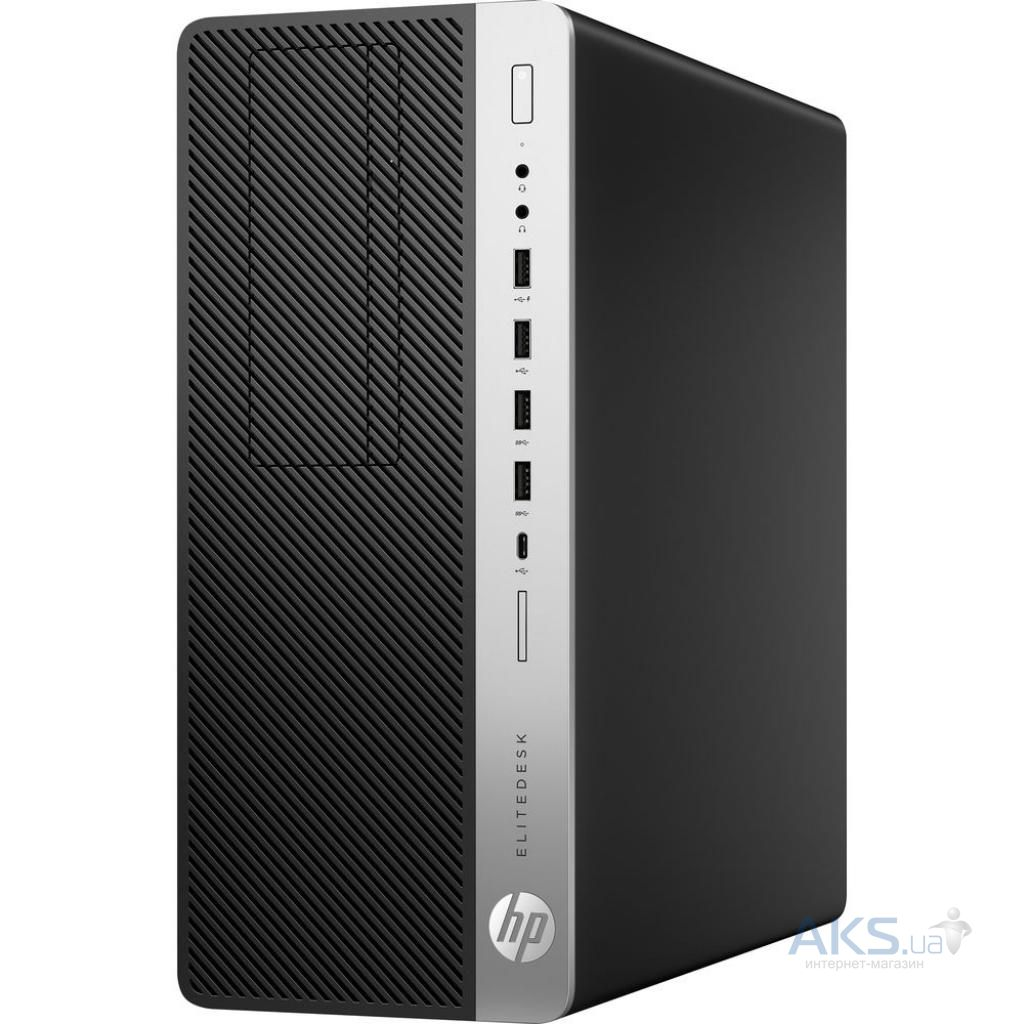 Системный блок HP ProDesk 400 G4 MT (1JJ52EA) i5-6500 (3.2)/4Gb/500Gb/Intel HD 530/DVD-RW/Win7Pro+Win10Pro Black