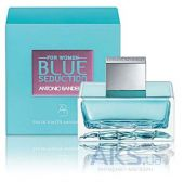 Antonio Banderas Blue Seduction Woman Туалетная вода 30 ml