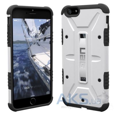 Чехол UAG Urban Armor Gear iPhone 6/6S Navigator (IPH6-WHT-VP)