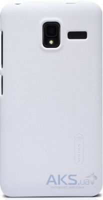 Чехол Nillkin Super Frosted Shield Lenovo A850+ White