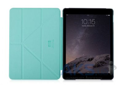 Чехол для планшета Momax Flip cover case for iPad Air 2 Green (FCAPIPAD6B2)