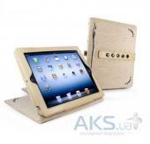 Чехол для планшета Tuff-Luv Multi-View Natural Hemp Case Cover Stand for iPad 2,3,4 Desert Sand (E4_22)