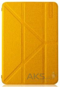 Чехол для планшета Momax Flip cover (new edition) for iPad Mini Yellow [FCAPIPADMINIBY]