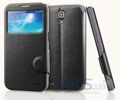 Чехол Yoobao Fashion leather case for Samsung i9200 Galaxy Mega 6,3 Black (LCSAMI9200-FBK)