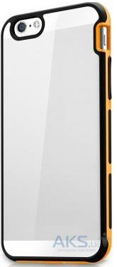 Чехол ITSkins Venum Reloaded for iPhone 6/6S Black/Orange (APH6-VNRLD-BKOR)
