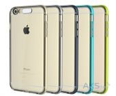 Вид 2 - Чехол Rock TPU Tube Series Apple iPhone 6, iPhone 6S Green