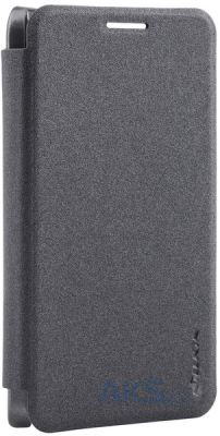 Чехол Nillkin Sparkle Leather Series Samsung A300 Galaxy A3 Black