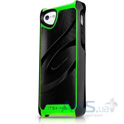 Чехол ITSkins Fusion Alu Core for iPhone 5/5S Green (APH5-FUSAL-GREN)