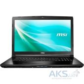 Ноутбук MSI CX72 7QL (CX727QL-026US)