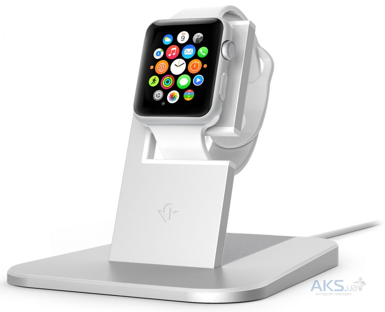 Twelvesouth HiRise for Apple Watch Silver