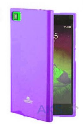 Чехол Mercury TPU Jelly Color Series  Xiaomi Mi4i/Mi4c Violet