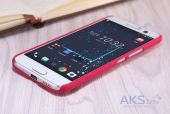 Вид 4 - Чехол Nillkin Super Frosted Shield HTC 10 Lifestyle Red