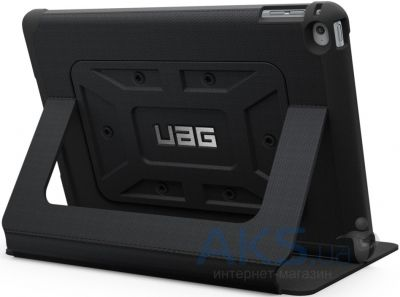 Чехол для планшета UAG Urban Armor Gear iPad Air Scout Black (IPDAIR-BLK/BLK-VP)